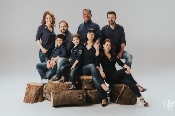 ritratto di famiglia tassotto&max